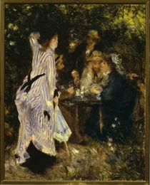 A.Renoir, Die Gartenlaube von AKG  Images