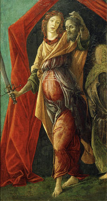 S.Botticelli / Judith with the Head of Holofernes by AKG  Images