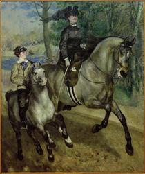 A.Renoir, Reiterin im Bois de Boulogne by AKG  Images