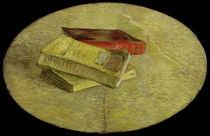 Three Books / V. van Gogh / Painting, 1887 by AKG  Images