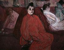 Toulouse-Lautrec / The Divan / 1893 by AKG  Images