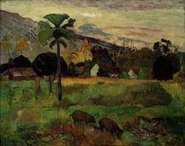 Paul Gauguin / Haere Mai by AKG  Images