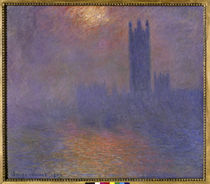 Monet / London, Parlament / 1904 von AKG  Images