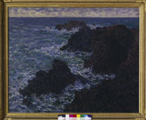 Monet / Les Rochers de Belle-Ile / 1886 by AKG  Images