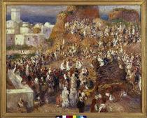 Renoir / La Mosquée, fête arabe by AKG  Images