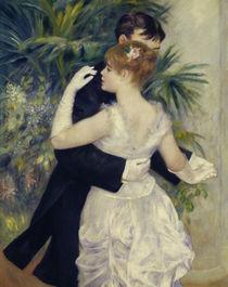 A.Renoir / City dance / 1883 / Detail by AKG  Images