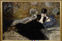 E.Manet, Die Dame mit den Fächern von AKG  Images