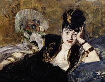 E.Manet, Die Dame mit den Fächern (Det.) von AKG  Images