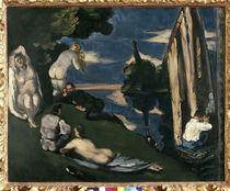 Cezanne / Pastorale / 1870 by AKG  Images