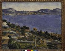Paul Cezanne / L'Estaque / 1878/79 by AKG  Images