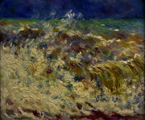 Pierre-Auguste Renoir / The Wave / 1882 by AKG  Images
