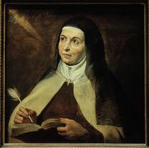 P.P.Rubens, Die hl. Theresa von Avila von AKG  Images