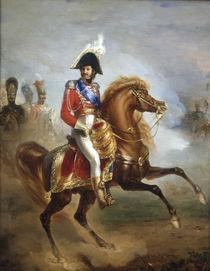 Joachim Murat / Equestr. Portr. / J.P.Franque by AKG  Images