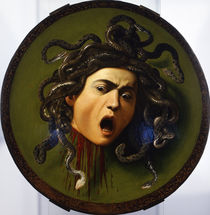 Caravaggio, Kopf der Medusa von AKG  Images