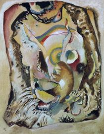 W.Kandinsky, Auf dem hellen Grund von AKG  Images