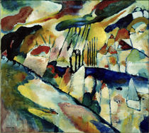 Kandinsky / Landscape with Rain by AKG  Images