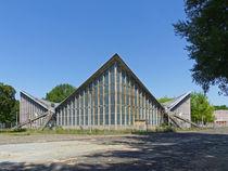 Hyparschale, Magdeburg 01 by schroeer-design