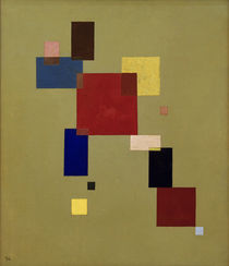 W.Kandinsky, 13 Rectangles by AKG  Images