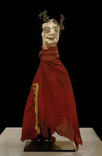 P.Klee, Crowned Poet / Puppet by AKG  Images