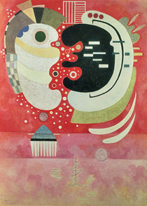 W.Kandinsky, Entre deux von AKG  Images