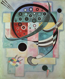 W.Kandinsky, Fixé, 1935 von AKG  Images