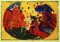W.Kandinsky, Mountains by AKG  Images