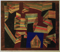Paul Klee, Transparent-perspectivisch von AKG  Images