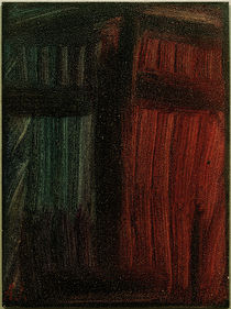 A. v. Jawlensky, Meditation: Zwei Farben by AKG  Images