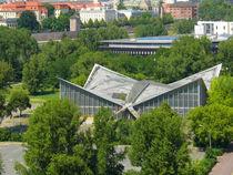 Hyparschale, Magdeburg 09 von schroeer-design