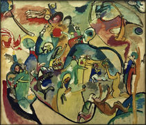 Kandinsky, All Saint's Day II by AKG  Images