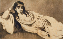 #douard Manet, Odalisque by AKG  Images