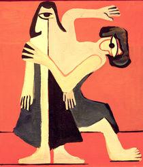 E.L.Kirchner, Maskentanz von AKG  Images