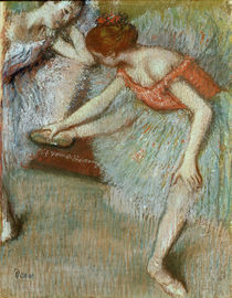 Degas / Dancers /  c. 1895 by AKG  Images