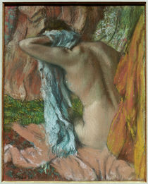Degas / After the bath /  c. 1890/93 by AKG  Images