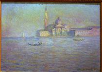 Monet / San Giorgio Maggiore Venice /1908 by AKG  Images