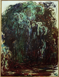 Monet / The weeping willow / 1921/1922 by AKG  Images