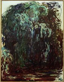 Claude Monet, Die Trauerweide von AKG  Images