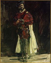 M. Slevogt, Francisco d'Andrade als Don Giovanni von AKG  Images