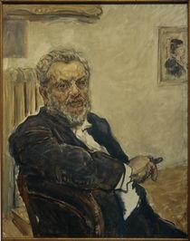 Max Slevogt, Selbstbildnis 1929-30 von AKG  Images