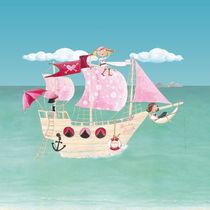 Pink Pirates® Piratinnenschiff von Gosia Kollek