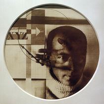 El Lissitzky, Selbstporträt von AKG  Images
