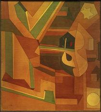 P. Klee, Neues im Oktober by AKG  Images
