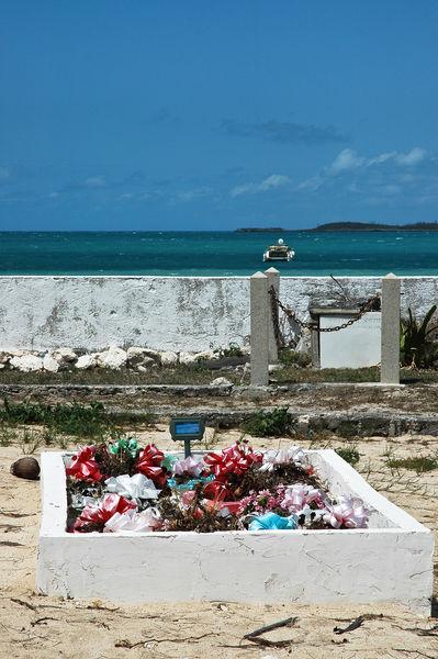 Bahamas - friedhof
