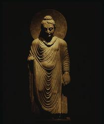 Stehender Buddha / Indisch von AKG  Images