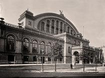 Berlin, Anhalter Bahnhof / Foto Levy von AKG  Images