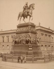 Berlin, Denkmal Friedrich d. Großen / Levy von AKG  Images
