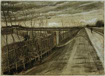 V. van Gogh, Landstraße von AKG  Images