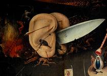 Bosch, Garten der Lüste, Hölle, Ausschn. von AKG  Images