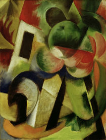 F.Marc, Small Composition II / 1913/14 by AKG  Images