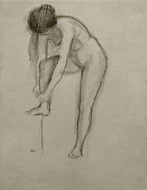 A.Macke / Female Nude by AKG  Images